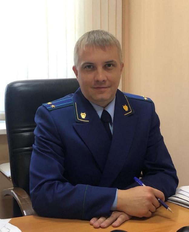 На должность Владимирского прокурора по надзору за соблюдением законов в исправительных учреждениях назначен Андрей Муржухин