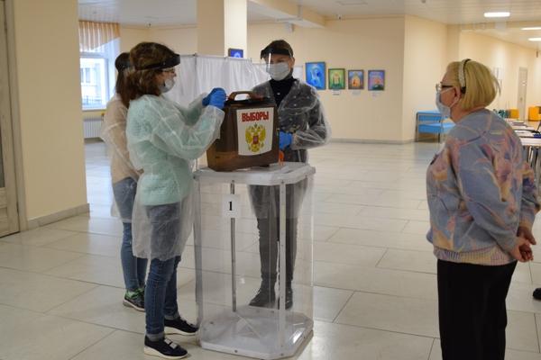 Явка избирателей во Владимирской области составила почти 22%