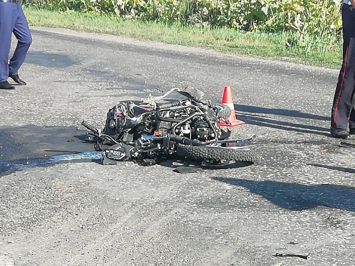 В больнице скончалась 10-летняя пассажирка мопеда, попавшего в ДТП во Владимирской области