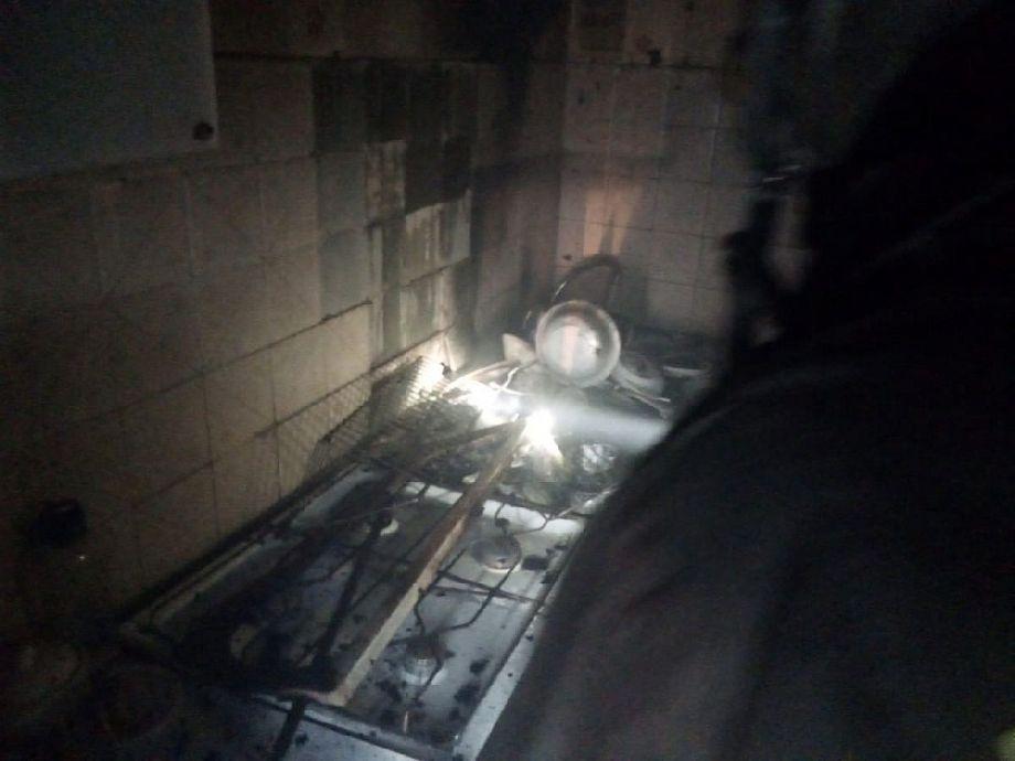 Во Владимире на пожаре эвакуировано 7 детей