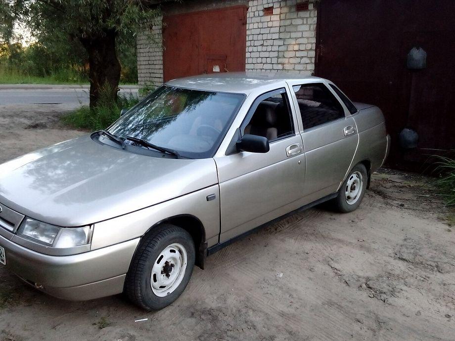 Житель Владимирской области украл у отца «десятку» и продал на запчасти