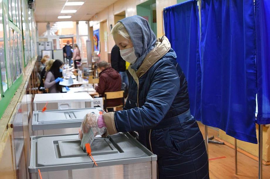 Во Владимирской области проголосовали около 400 тысяч избирателей