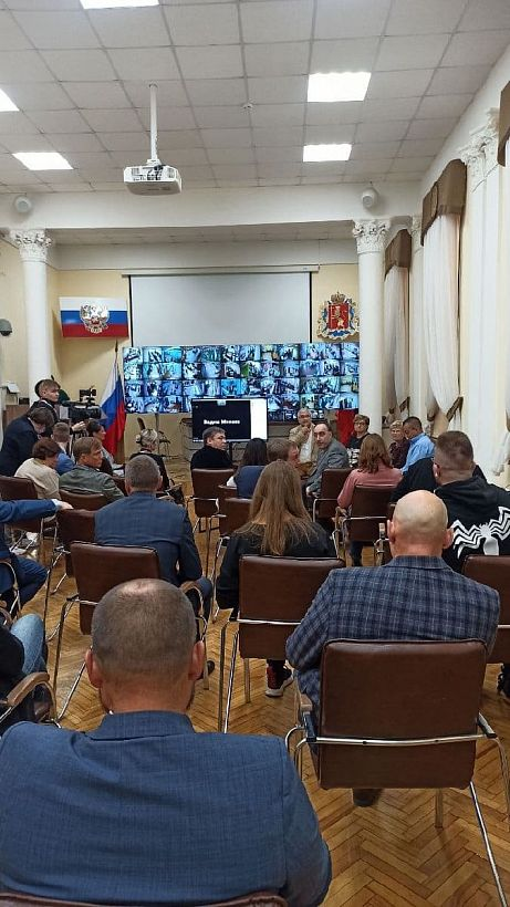 Сегодня ночью во Владимире обсудят предварительные итоги голосования