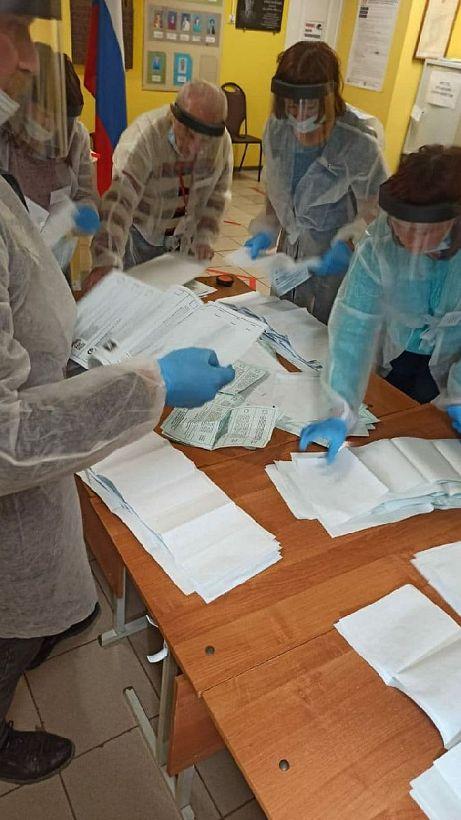Стали известны предварительные итоги голосования на выборах в Государственную Думу по Владимирской области