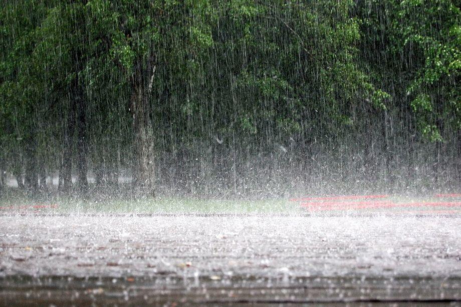 МЧС предупреждает Жителей Владимирской области о сильных ливнях